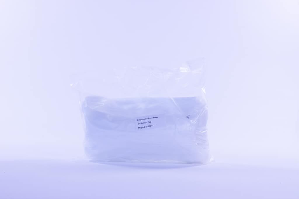 Type II 3 Ply Disposable Face Mask